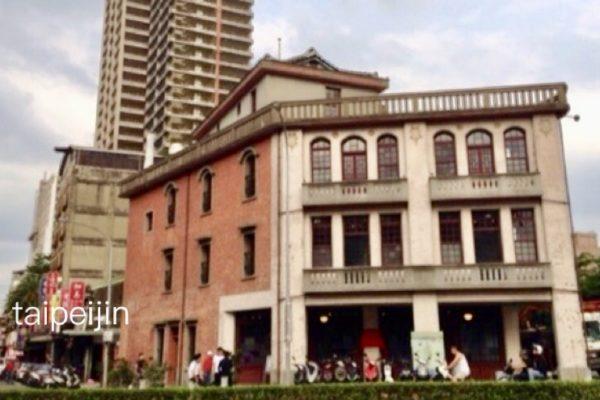 スターバックス艋舺店(BANKA)の外観
