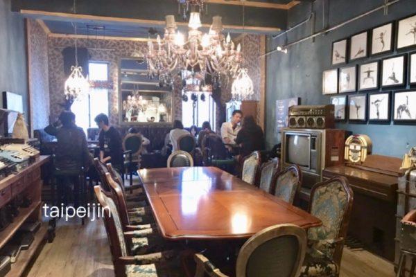 奧蘿茉 OROMO CAFEの二階