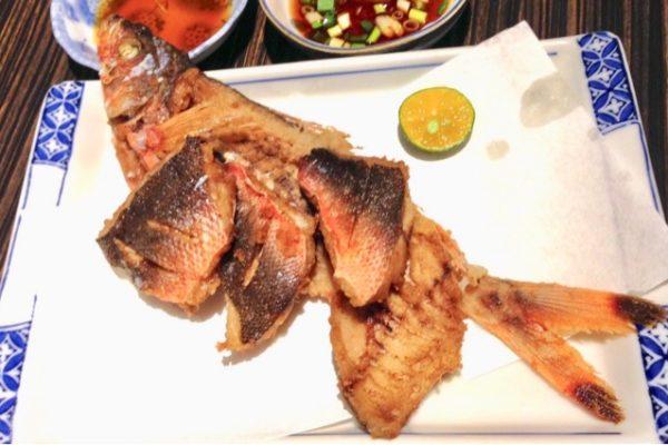 天然物の魚