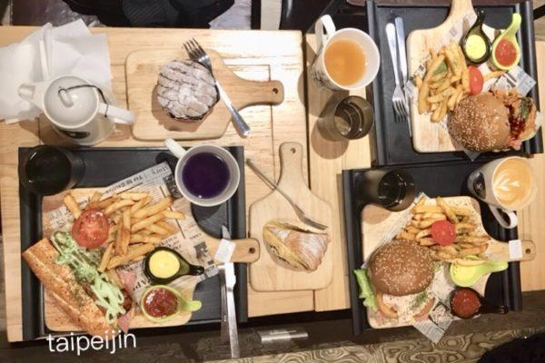 奧蘿茉 OROMO CAFEのランチ