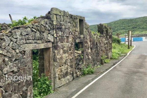 100年前の住宅跡