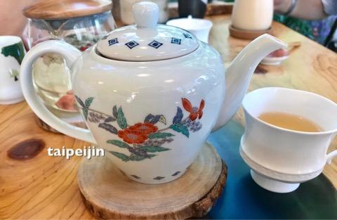 東北美人茶