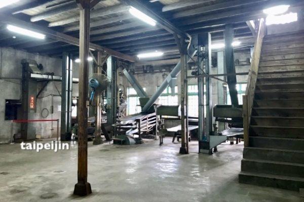 1階の工場