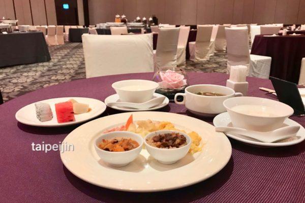 中華の朝ごはん