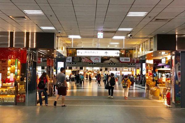 台北駅一階ホール