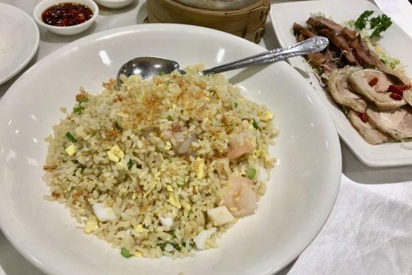 金瑤海鮮炒飯/