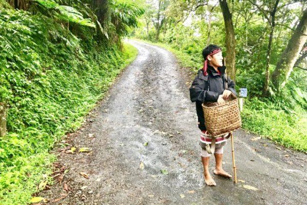 タイヤル族の原住民