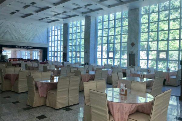 統一ホテルのレストラン