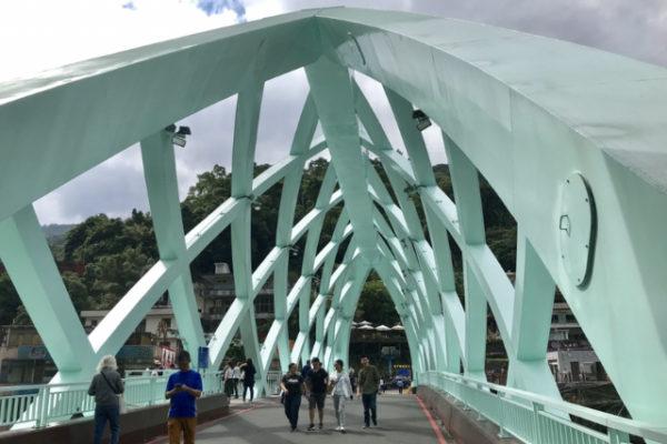 ウーライの新しい橋