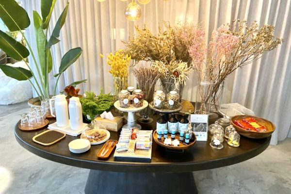 RELAX 33SPAの店内