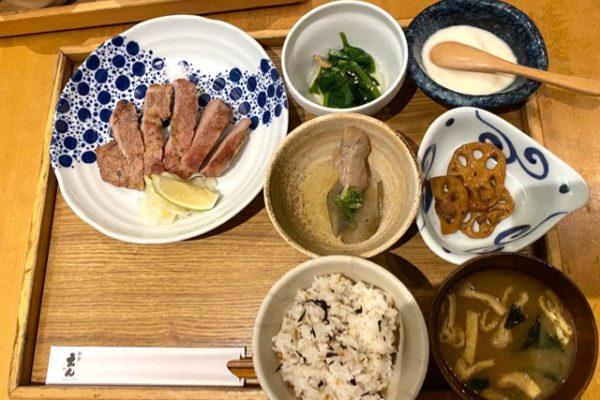 豚肉の定食