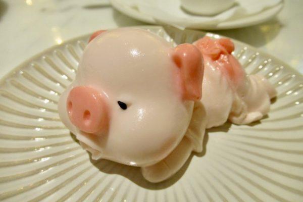 子豚のスイーツ