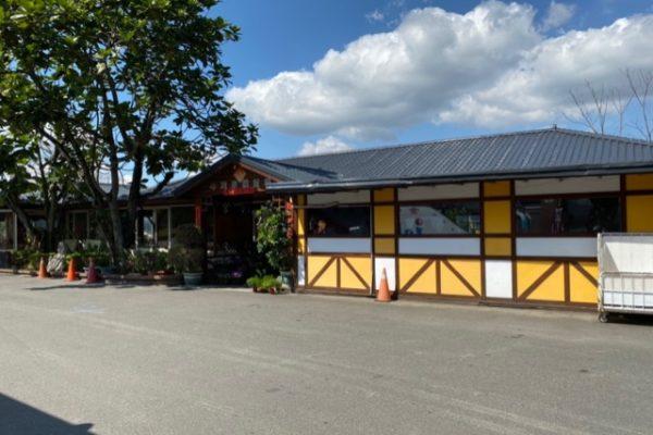 牛耳芸術渡假村美術館のレストラン