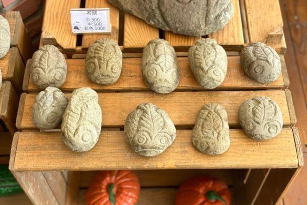 石の彫刻の販売