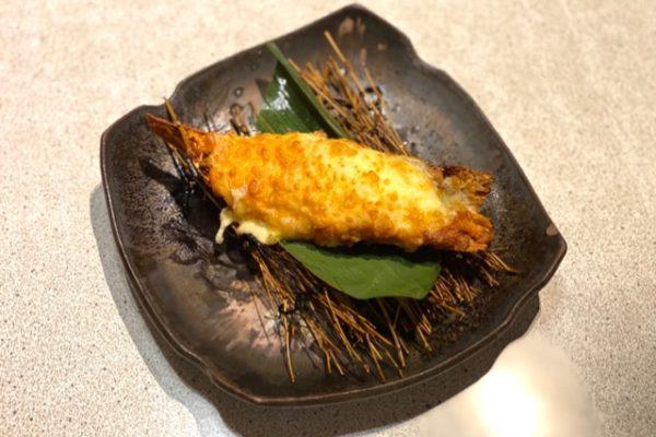 魚の焼き物