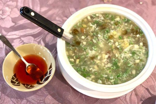 海鮮スープ