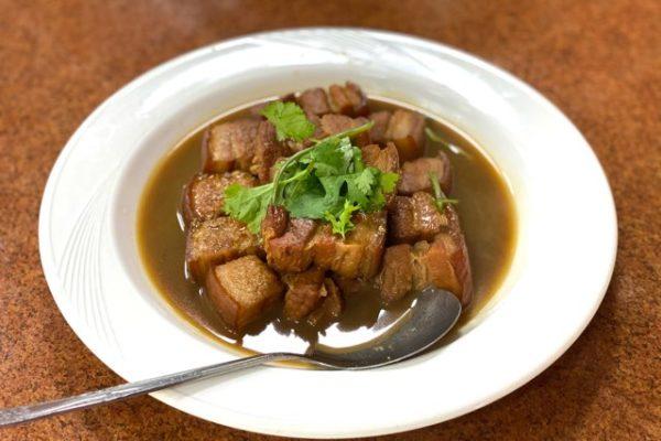 豚肉の煮物