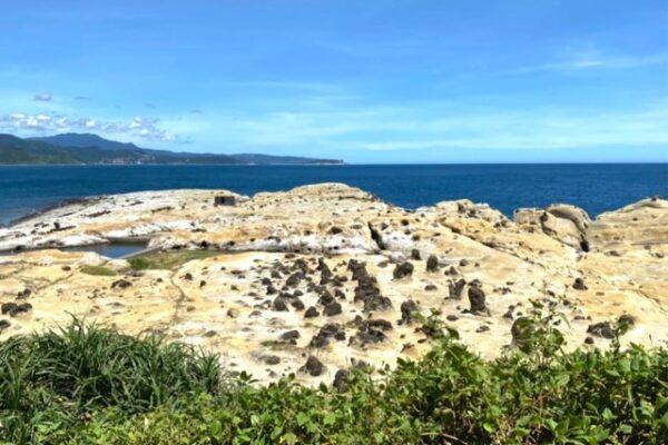 和平島の奇岩4