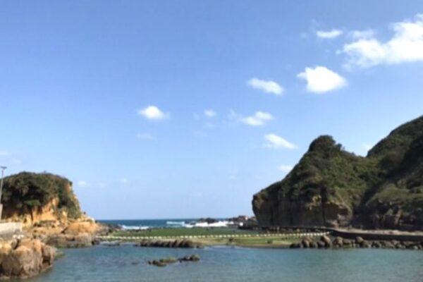 和平島のうみと奇岩
