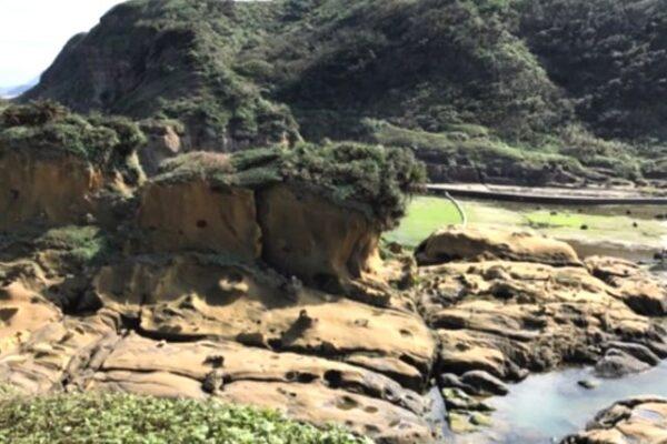 和平島の山と奇岩