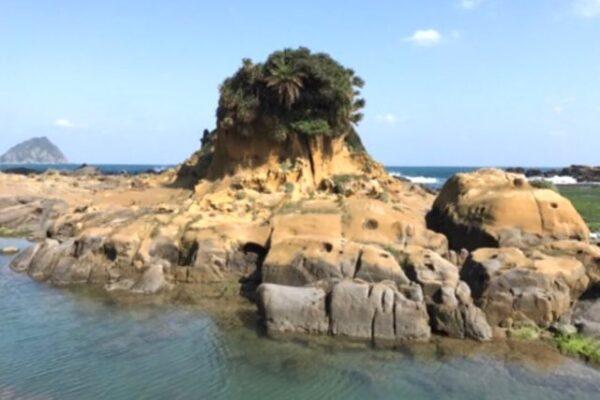 和平島の中島