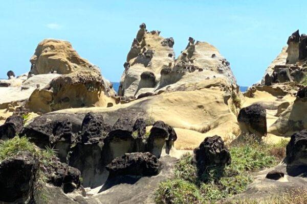 和平島の奇岩3