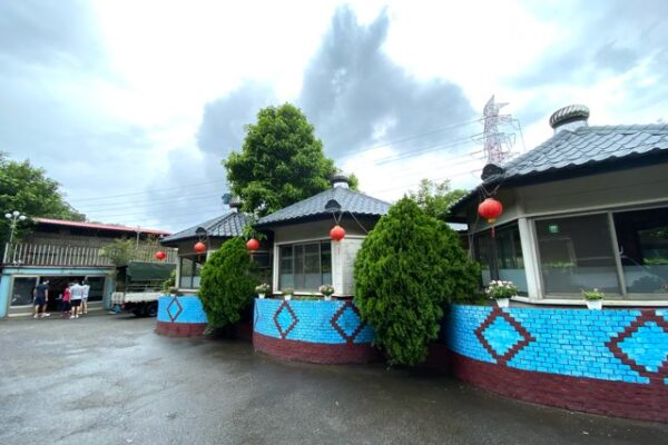 虎頭山土雞城餐廳の個室
