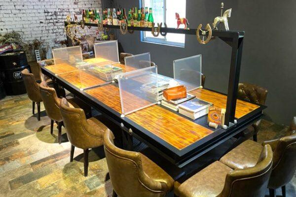 Cafe Mode 木馬の一番奥の部屋