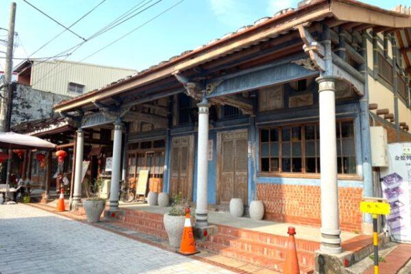 菁寮老街の建物