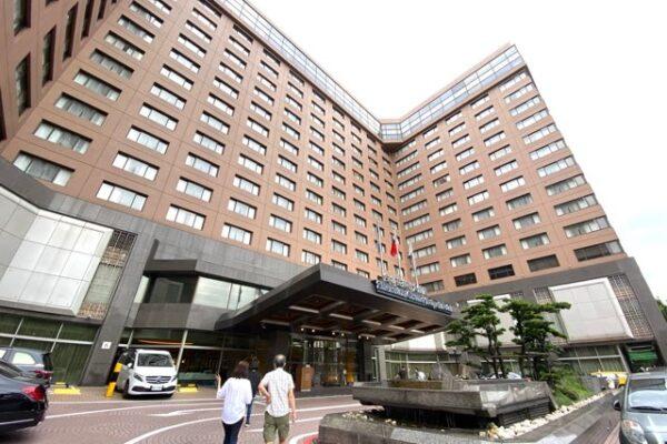 喜來登大飯店/シェラトンホテルの外観