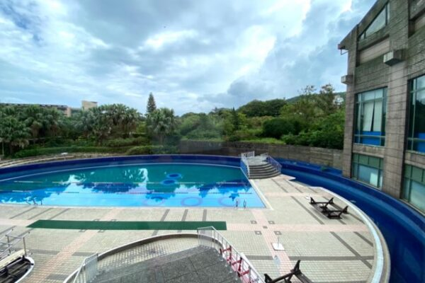 陽明山天籟渡假酒店の室外プール2